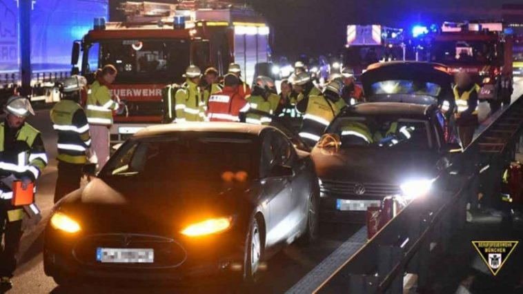 Salva condutor inconsciente em pleno andamento