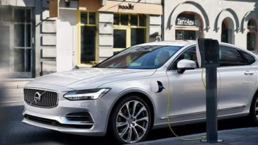 Volvo com mais autonomia nos veículos eléctricos