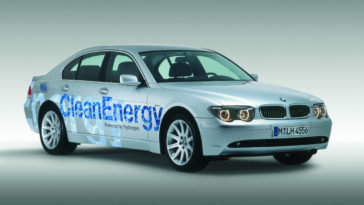 BMW está a trabalhar nos carros a hidrogénio