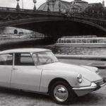 CITROEN DS TIBURoN (1955), conhecido em Portugal como o boca de sapo, foi o primeiro carro com travões de disco