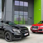 Comparativo. Mercedes-Benz GLA 180d ou Audi Q2 1.6 TDI? Qual o melhor?