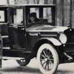 ESSEX (1918), foi o primeiro automóvel com habitáculo fechado