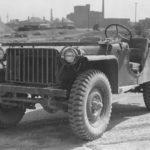 JEEP (1940) foi o primeiro veículo todo-o-terreno, com tração as quatro rodas