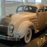 Os carros que marcaram a historia do mundo automovel_ CHRYSLER AIRFLOW (1934)