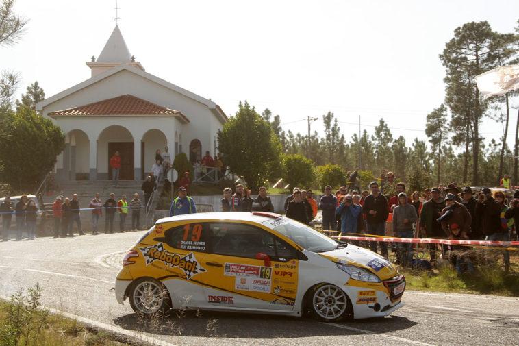 Rally Casino de Espinho. Dupla da Inside Motor pronta para a vitória