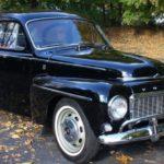 VOLVO PV544 (1958) foi o primeiro carro com cintos de segurança