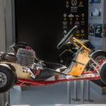 Ayrton Senna Lamborghini Exposição