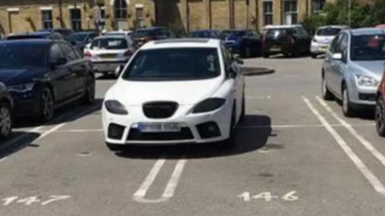 Como ocupar o lugar de quatro carros com um só carro?