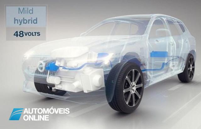 Volvo só vai fabricar carros com motorizações eléctricas