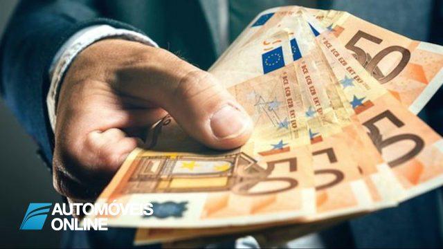 Pagamentos em dinheiro vivo de valor superior a 3 mil euros é proibido