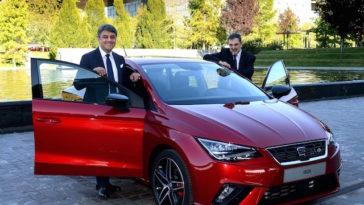 A Seat e Telefónica querem digitalização na indústria automóvel