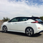 NISSAN LEAF 2018 PORTUGAL