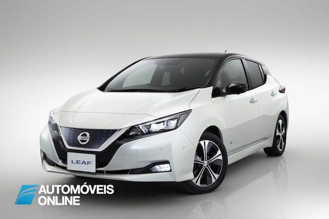 Nissan Leaf bate recorde de vendas em Portugal
