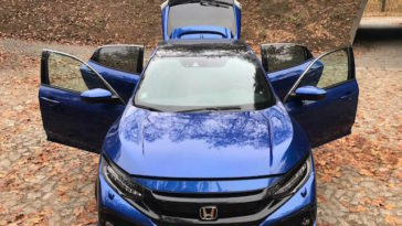 Novo Honda Civic 1.0 i-VTEC Turbo