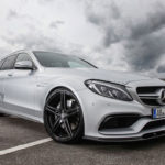 Mercedes-AMG C63 Station Wagon com 700cv