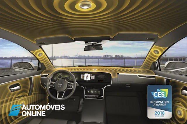 Novas tecnologias estão a chegar aos automóveis