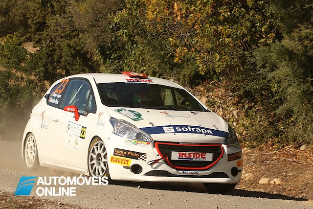 Diogo Gago venceu Rallye Casinos do Algarve