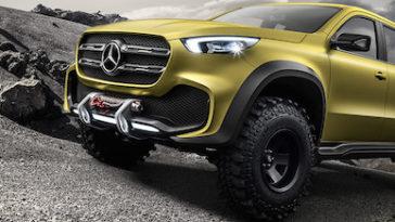 Mercedes-Benz Classe X. Será uma parceria de sucesso?
