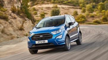 Novo SUV Ford EcoSport