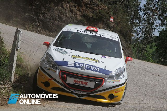 Rallye Casinos do Algarve. Daniel Nunes e Rui Raimundo querem vencer