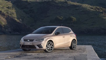 "SEAT Ibiza venceu prémio ""Excellent Product Design Transportation"""