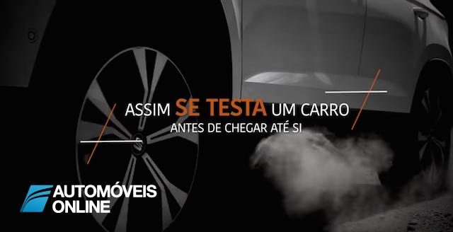 Sabe como e que a SEAT testa as pecas dos seus automoveis?