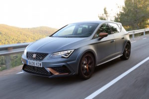 Versão exclusiva do Cupra R 310 CV