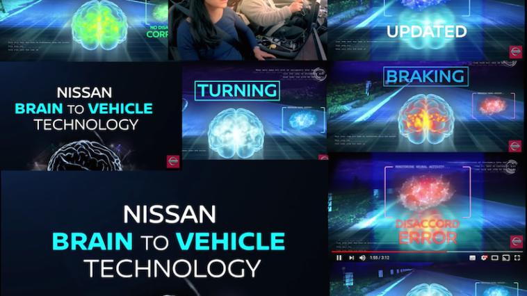 Brain 2 Vehicle. Controlar um carro com a mente. Não acredita?