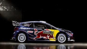Ford Alarga Compromisso no WRC em 2018
