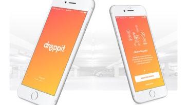 Droppit. SEAT e Saba apresentam uma nova app