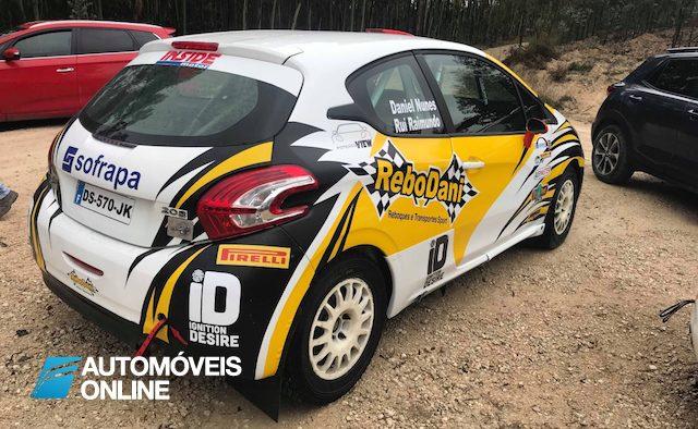 Inside Motor no Rali Serras de Fafe 2018