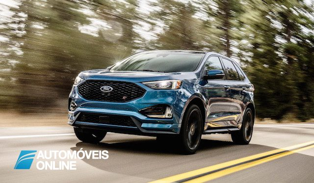 New Ford-Edge-ST 2018