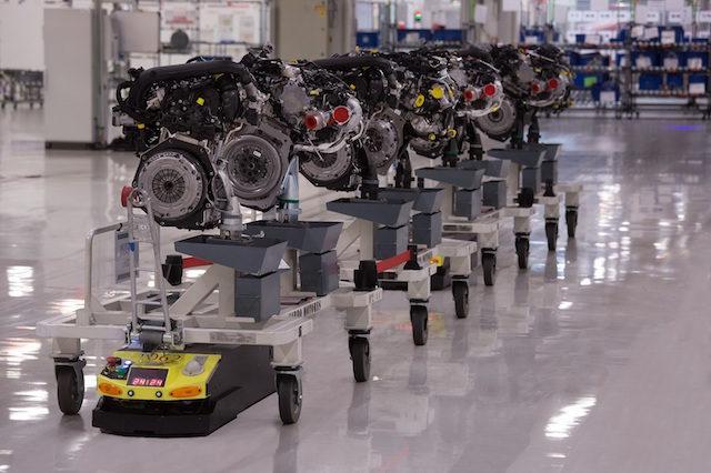 Seat e o dia-a-dia dos seus robots autónomos