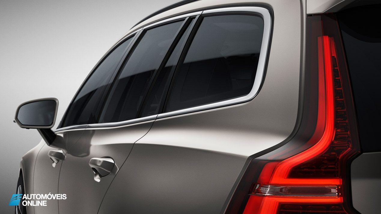 Novo Volvo V60