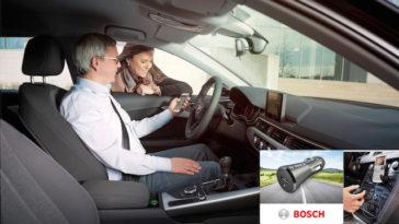 Bosch salva vidas com sistema eCall também disponivel para carros usados