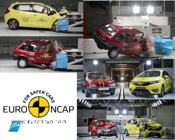 EURO NCAP. Quais são os carros mais seguros à venda em Portugal?