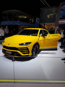 Salão Automóvel de Genebra 2018