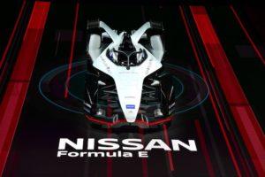 Nissan Formula E Salão de Genebra 2018