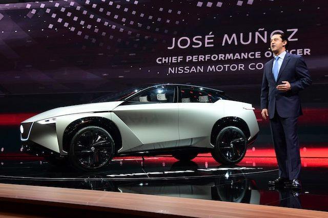 A Nissan no Salão Automóvel de Genebra 2018