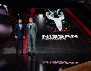 Nissan Fórmula E Salão de Genebra 2018