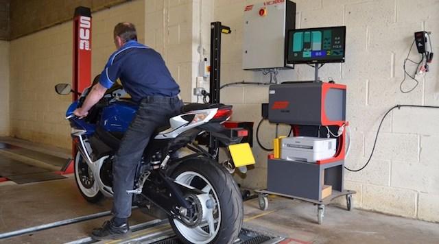 Inspeções Periódicas Obrigatórias a Motos vai avançar até 2021