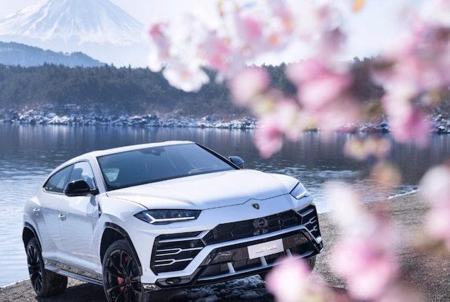 Lamborghini Urus. Uma volta ao mundo diferente
