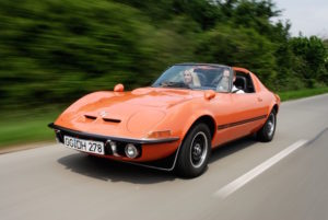 50 Anos do Opel GT