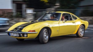 50 Anos do Opel GT