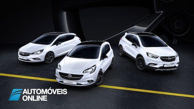 Opel lança série especial Black Edition