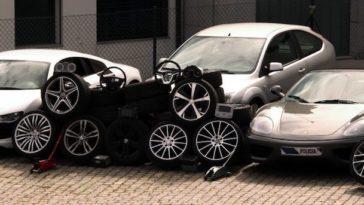 Rede que furtava automóveis foi desmantelada