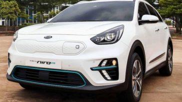 Novo Kia Niro totalmente eléctrico