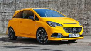 Novo Opel Corsa GSi 1.4 150cv