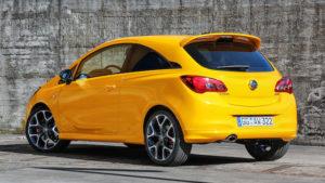 New Opel Corsa GSi