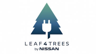 LEAF4Trees. O projecto da Nissan que planta 180 mil árvores